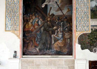 Óleo sobre lienzo. Sala Capitular del Convento de San Clemente. Toledo
