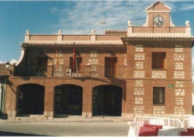 Ayuntamiento de Valdepiélagos. Madrid