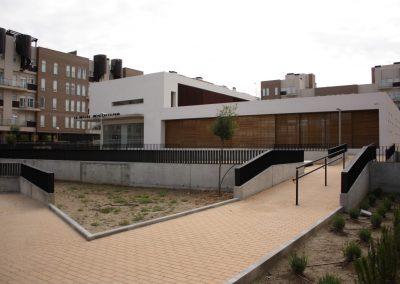 Centro de día. Arganda del Rey. Madrid
