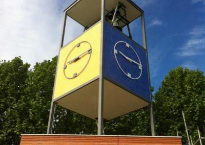 Centro deportivo Puerta Hierro. Madrid