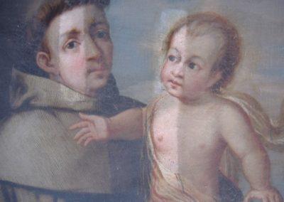 Coleccion de Óleo sobre lienzo en el Convento de San Clemente en Toledo.