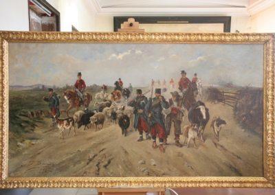 Coleccion de Óleos sobre lienzo . Museo del Ejercito. Madrid (2)