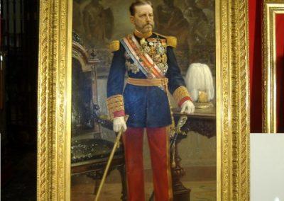 Coleccion de Óleos sobre lienzo . Museo del Ejercito. Madrid