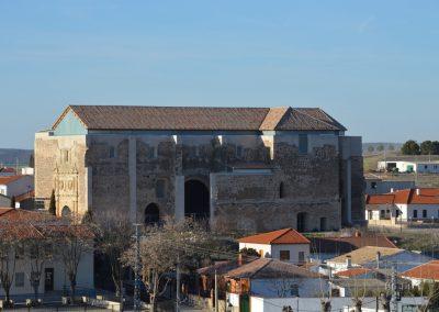 Convento de la Santa Cruz o de los Dominicos. Villaescusa de Haro. Cuenca