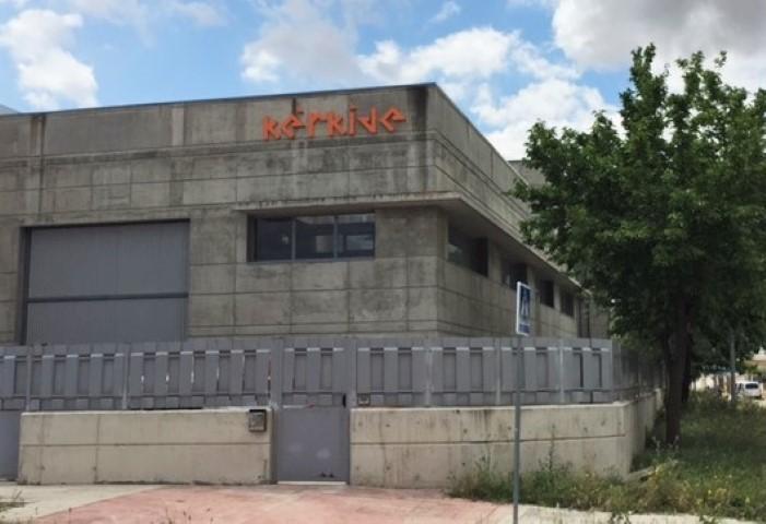 Nave y oficinas de Kérkide S.L. Talamanca de Jarama. Madrid.