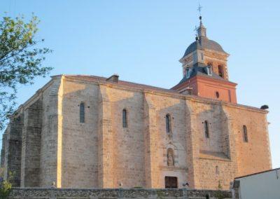 Iglesia de la Asunción de Nuestra Señora. Meco. Madrid