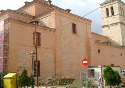 Iglesia de San Juan Evangelista. Torrejón de Ardoz. Madrid