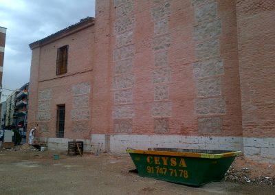 Iglesia S. Juan Evang. en Torrejón de Ardoz (Madrid) (3)