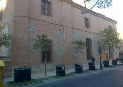 Iglesia S. Juan Evang. en Torrejón de Ardoz (Madrid) (6)