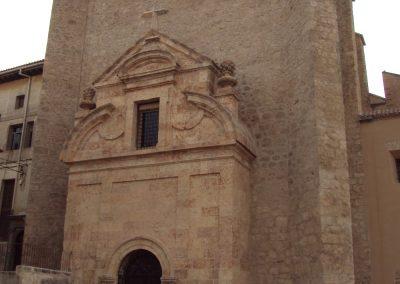 Iglesia de San Francisco. Guadalajara