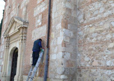 Iglesia Santa María en Alcalá de Henares (Madrid) (1)