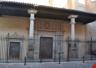 Iglesia de Santo Domingo el Real. Toledo