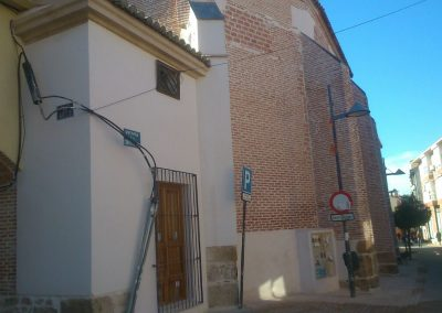 Iglesia parroquial Mejorada del Campo (Madrid) (1)