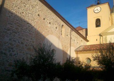 Iglesia parroquial Mejorada del Campo (Madrid) (2)