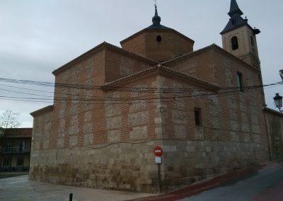 Iglesia de la Asunción de Nuestra Señora. Daganzo de Arriba. Madrid