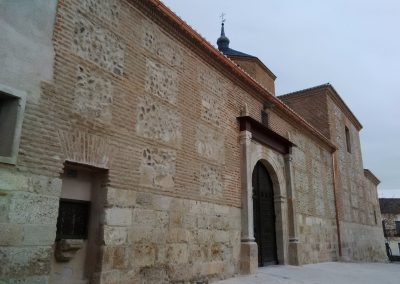 Iglesia parrquial de Daganzo (Madrid) (3)