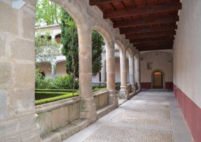 Monasterio de San Jerónimo. Cuacos de Yuste. Cáceres