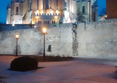 Muralla Islámica de Madrid (3)