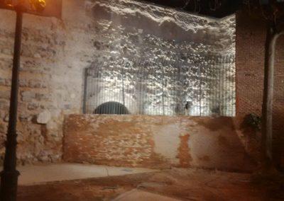 Muralla Islámica de Madrid (4)