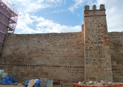 Muralla. Talavera de la Reina. Toledo