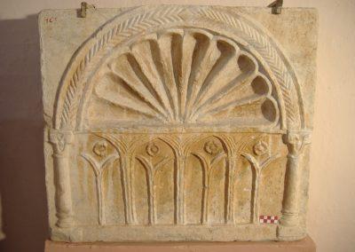 Colección de piezas arqueológicas. Museo de Arte Romano de Mérida.
