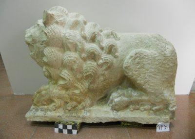 Colección de piezas arqueológicas. Museo de Sta. Cruz. Toledo