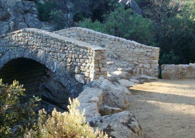 Puente del Pasadero en Navalagamella (Madrid) (6) (Custom)