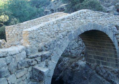 Puente del Pasadero en Navalagamella (Madrid) (7) (Custom)