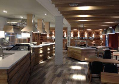 Restaurante Crepes & Waffles. Madrid