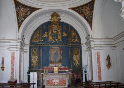 Retablo de la ermita de Ugena. Toledo