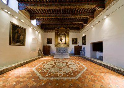 Sala Capitular San Clemente en Toledo