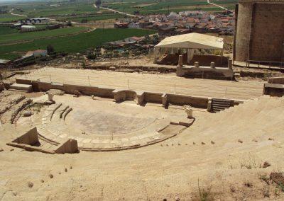 Teatro romano de Medellín (Badajoz) (8) (Custom)