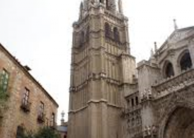 Torre de la Campana Gorda de la Catedral. Toledo