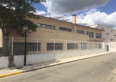Centro Deportivo. Talamanca del Jarama. Madrid