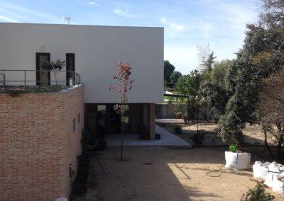 vivienda unifamiliar urb. La Finca en Somosaguas (Madrid) (1)
