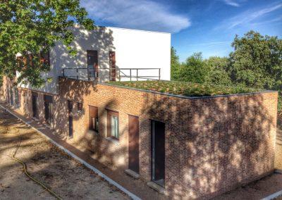 vivienda unifamiliar urb. La Finca en Somosaguas (Madrid) (4)