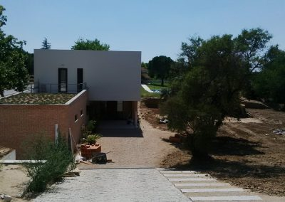 vivienda unifamiliar urb. La Finca en Somosaguas (Madrid) (6)