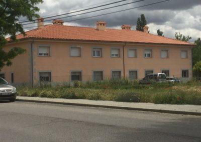 Bloques de viviendas. Talamanca del Jarama. Madrid