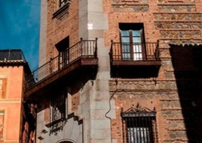 Rehabilitación del antiguo Casino de Toledo.