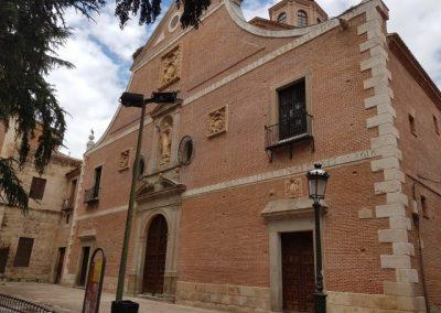 Monasterio de San Bernardo. Alcalá de Henares