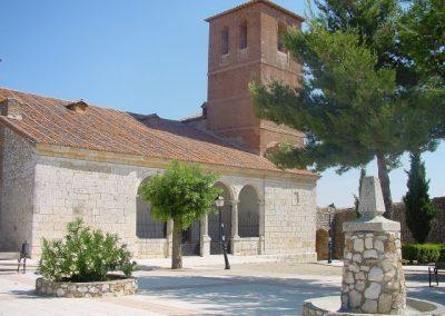 Iglesia parroquial de San Torcaz.