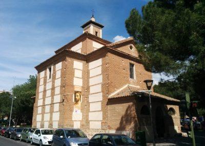 Ermita de San Isidro. Alcalá de Henares