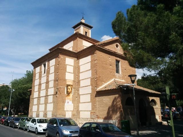 Ermita de San Isidro. Alcalá de Henares. Madrid.