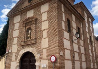Ermita de Santa Lucía. Alcalá de henares