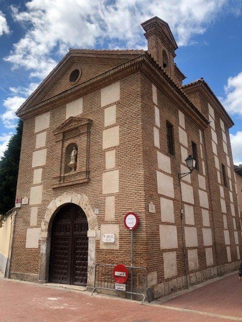 Ermita de Santa Lucía. Alcalá de Henares. Madrid.