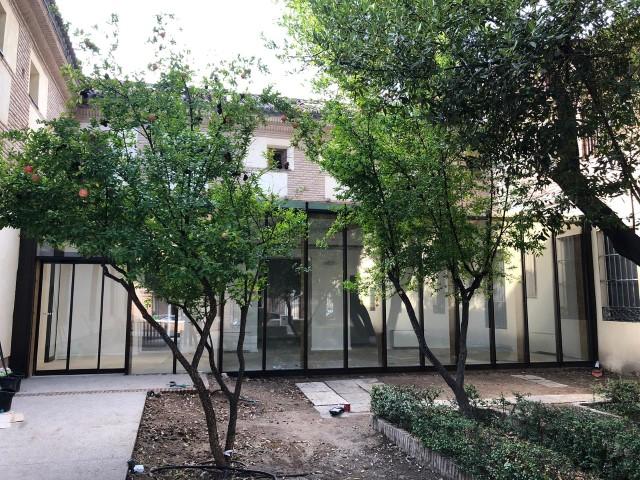 Rehabilitación del antiguo convento de Capuchinos en Alcalá de Henares. Madrid