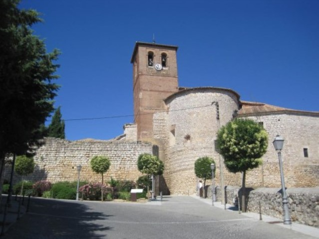 restauración del tramo de la muralla contiguo al Torreón del Olivo del recinto amurallado del Castillo de Torremocha en Santorcaz. Madrid